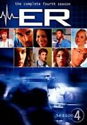 Er - The Complete Fourth Season Used - Very Good Dvd