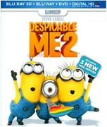 Despicable Me 2 Used - Very Good Blu-ray/dvd