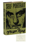 Self-portrait By Man Ray Signed First Edition 1963 Surrealism Dada Art 1st