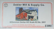 American Model Builders 2001 Dabler Mill And Supply Co. Kit Large Kit