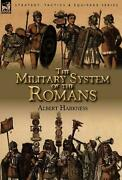 The Military System Of The Romans By Albert Harkness English Hardcover Book Fr