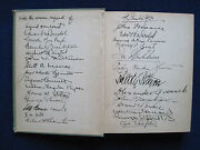 Signed By 34 Classic American 1930s Publishers - Christopher Robin A.a. Milne -