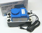 Air Conditioning Condensate Removal Pump With Safety Switch And Alarm 20andrsquo Lift