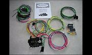 Gearhead Universal Chevy Gmc Pickup Truck Wire Harness Wiring Kit Delco Usa