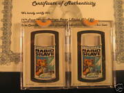 1979 Topps Wacky Packages Series 1 Sticker Rabid Shave