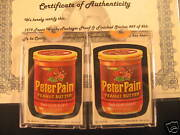 1979 Topps Wacky Packages Series 1 Sticker Peter Pain