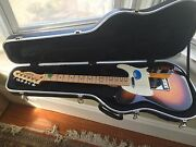 Fender Telecaster - 2006 Limited Ed. [nos] Maple Neck Made In Mexico -nice