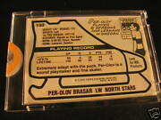 1979-80 Topps Hockey North Stars + Wacky Packages Proof