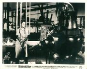 Invisible Boy Original Rare Lobby Card Robby The Robot Richard Eyer 1957 In Lab