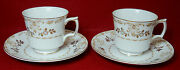 Harmony House China Classique Gold Pattern Cup And Saucer - Set Of Two 2 - 3