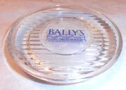 Vintage Rare Old Bally's Casino Ashtray New Orleans La. Not Used