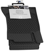Mercedes-benz Oem All Weather Floor Mats 2016 To 2021 Glc-class Suv 253 Set Of 4