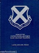 U S Air Force Training Lackland Air Force Base Texas 2005 326 472 Yearbook
