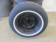 1978 78 Cadillac Impala Spare Tire And Wheel Hr78-15 Chevy Chevrolet