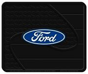 Ford Truck Powerstroke Utility Mat Welcome Shop Garage Back Rear Suv Floor Home