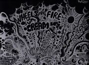 Cream Wheels Of Fire Live At The Fillmore 1968 Lp Russian Import Eric Clapton