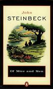 Of Mice And Men By John Steinbeck English Prebound Book Free Shipping