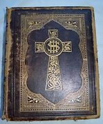 Holy Bible Published By D. And J. Sadlier And Co. New York 1860 Illustrated B3