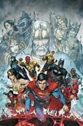 Injustice Gods Among Us Year Four Volume 1 By Brian Buccellato English Paper