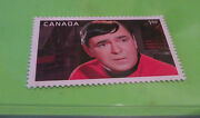 2016 Canada Post Exclusive Star Trek Stamp Og Mint And039 Scotty And039 Postal Stamp