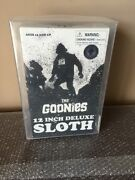 The Goonies Sloth Sdcc Mezco Deluxe 12 Inch Figure Rare 2008 Afa 70 Wow Look