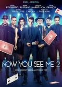 Now You See Me 2 Used - Very Good Dvd