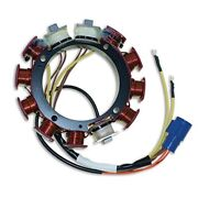 Johnson Evinrude 1989 -1992 150 155 And 175hp 35amp 6cyl Stator 763764 0584292