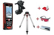 Leica Disto S910 Exterior Pack 6010741 And Glasses Gzm3 Target 1100ma Power Bank