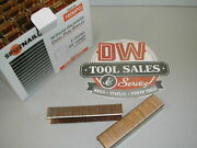 Spotnails 1606pg 1 Wide Crown Staples 3/4 16 Gauge Galv S2 Bostitch Type 10,...