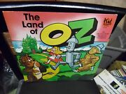 The Land Of Oz Wizard Lp Kid Stuff Records Vg+