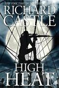 High Heat By Richard Castle English Hardcover Book Free Shipping
