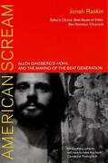 American Scream Allen Ginsberg's Howl And The Making Of The Beat Generation By