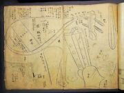Japanese Music Original Drawings Of Imperial Court Instruments