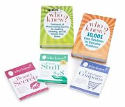 Who Knew Free Money Saving Beauty Secrets Extreme Coupons Solutions 5 Books Set