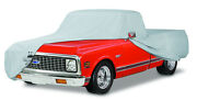 1967-1972 Chevrolet Long Bed Pick-up Custom Fit Cotton Plushweave Car Cover