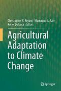 Agricultural Adaptation To Climate Change English Hardcover Book Free Shipping