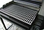 Kt's Clean Bbq 12 Disposable Aluminum Grill Liners Grilling Topper Sheet New