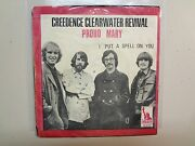 Creedence Clearwater Revivalproud Mary-i Put A Spell On You-israel 7 1969 Psl
