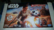 Star Wars Bb-8 Operation Game New Sealed