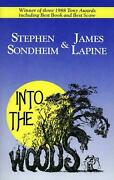 Into The Woods Tcg Edition By James Lapine English Paperback Book Free Shipp