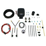 Air Lift Load Controller Dual On-board Air Compressor System Standard Duty Kit