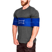 Sling Shot Reactive Power Lifting Band By Mark Bell - Blue - Increase Your Bench