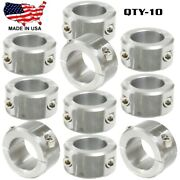 10 Steel Universal Weld On Roll Bar Clamp 1.25 Bar Cage Fabrication Cooler Mt 2b