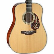 Takamine Ef340s Tt Thermal Top Acoustic-electric Guitar With Hard Case