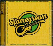 Homegrown 2-disc Cd New Cold Chisel Tame Impala Wolfmother Silverchair Hoodoo