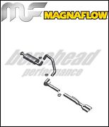Magnaflow 16888 Mf Series Cat Back Exhaust 99-02 Land Rover Discovery Ii 4.0l