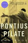 Pontius Pilate By Ann Wroe English Paperback Book Free Shipping