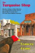 The Turquoise Shop By Frances Crane English Paperback Book Free Shipping