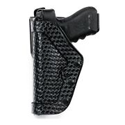 Uncle Mike's Pro-2 Mirage Basketweave Dual Duty Holster Lh Beretta 92, 96 4320-6