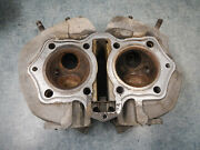 Cylinder Head And Top Cover 1981 Yamaha Xs650 Xs 650 81